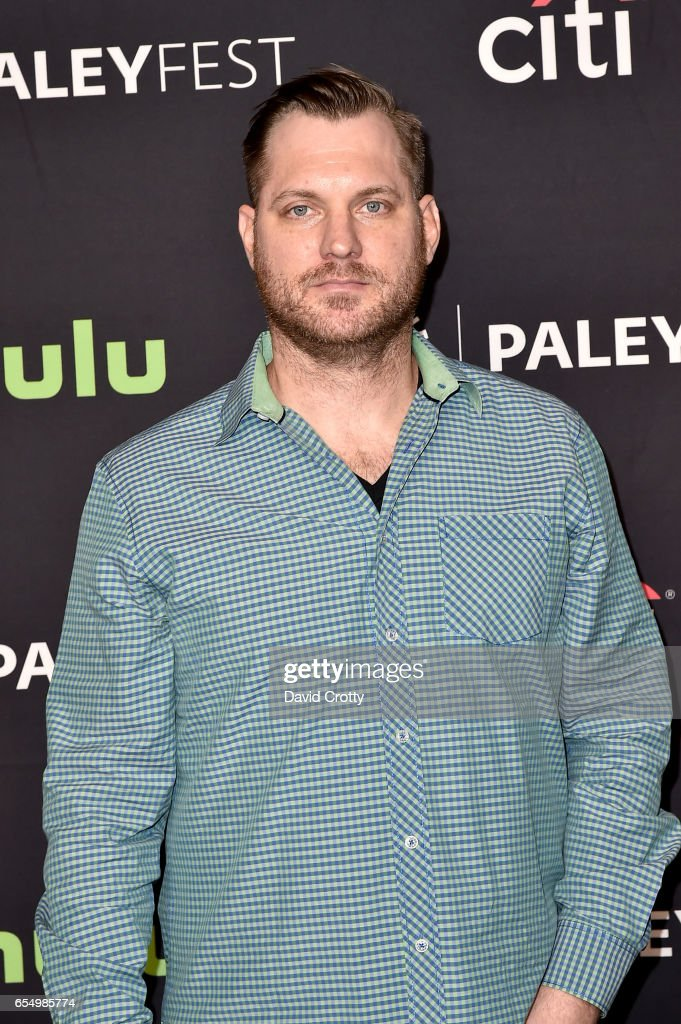 Aaron Helbing attends PaleyFest Los Angeles 2017 - CW's 'Heroes & Aliens: Featuring Arrow, The Flash, Supergirl, and DC's Legends of Tomorrow' at Dolby Theatre on March 18, 2017 in Hollywood, California.