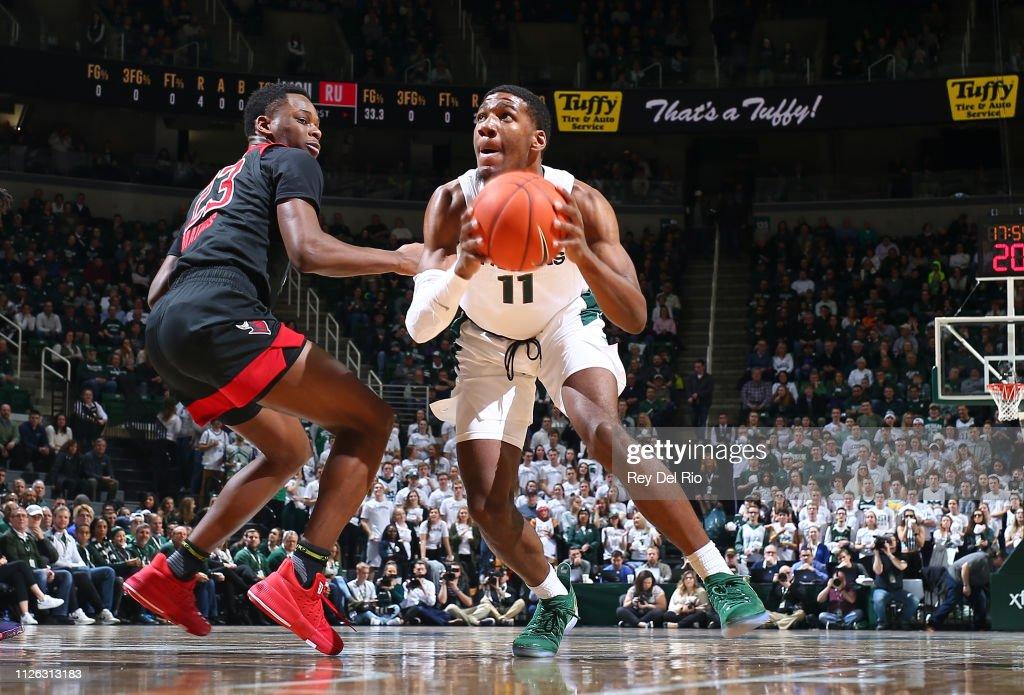 MI: Rutgers v Michigan State