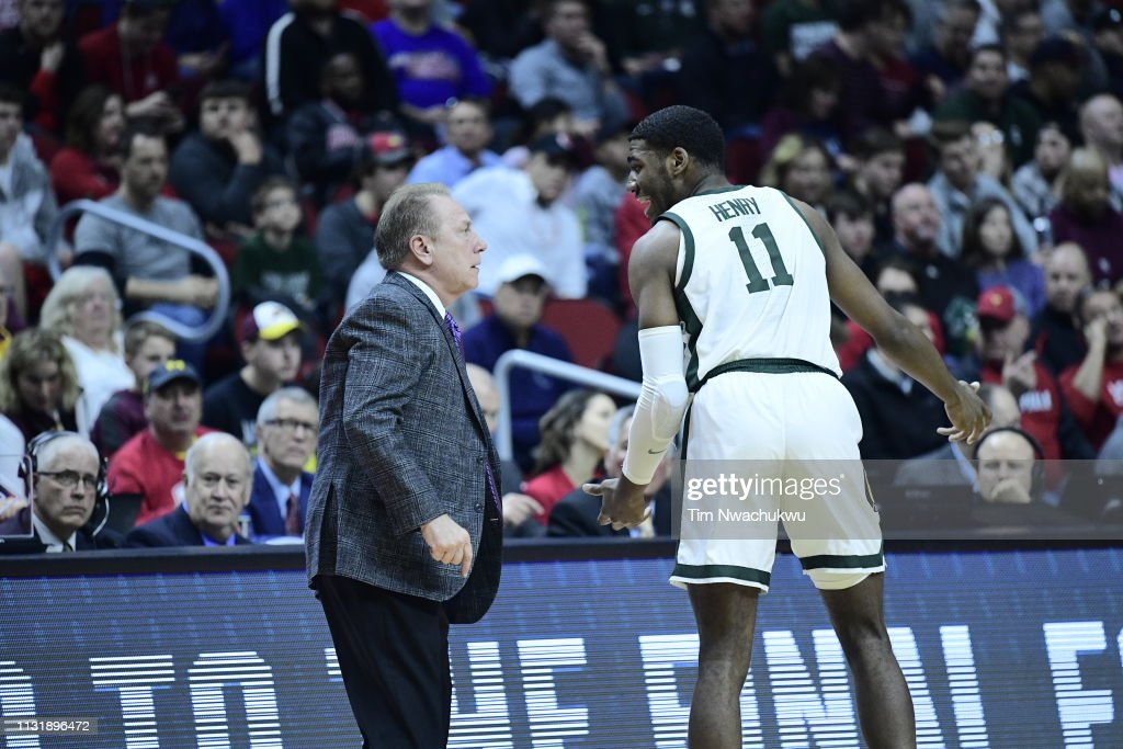 NCAA Basketball Tournament - First Round - Des Moines : News Photo