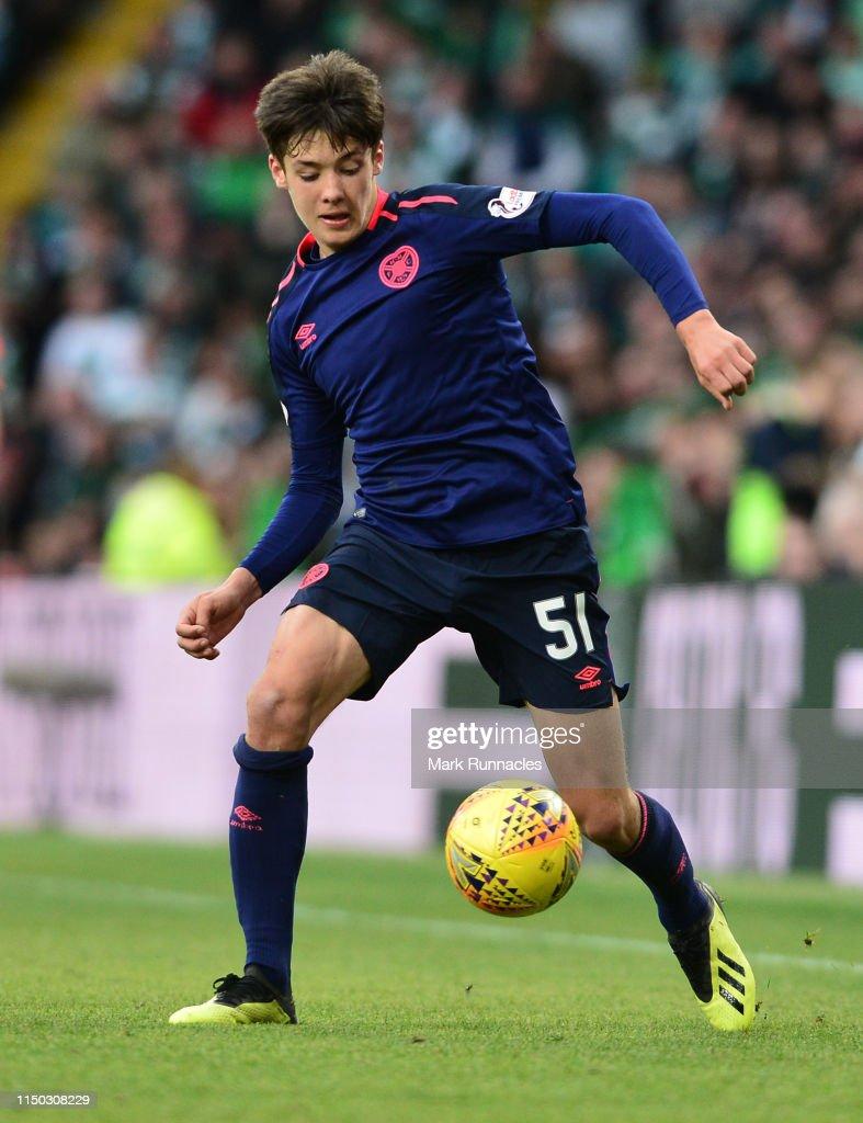 Celtic v Hearts - Ladbrokes Scottish Premiership : News Photo