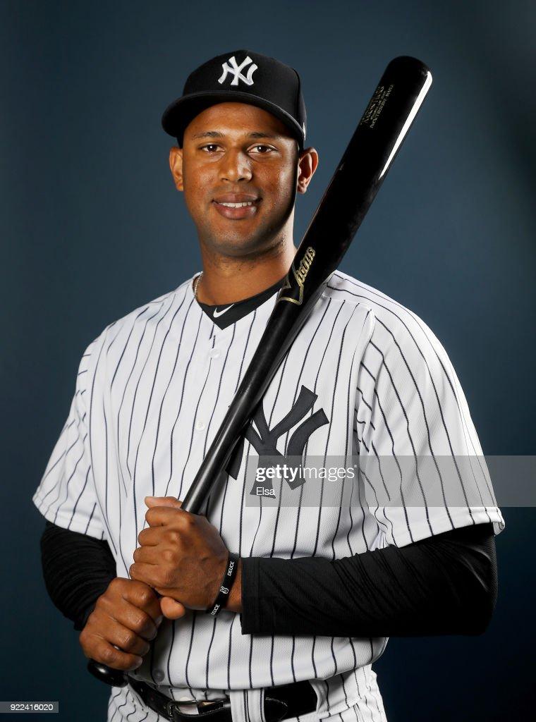 New York Yankees Photo Day : Nachrichtenfoto