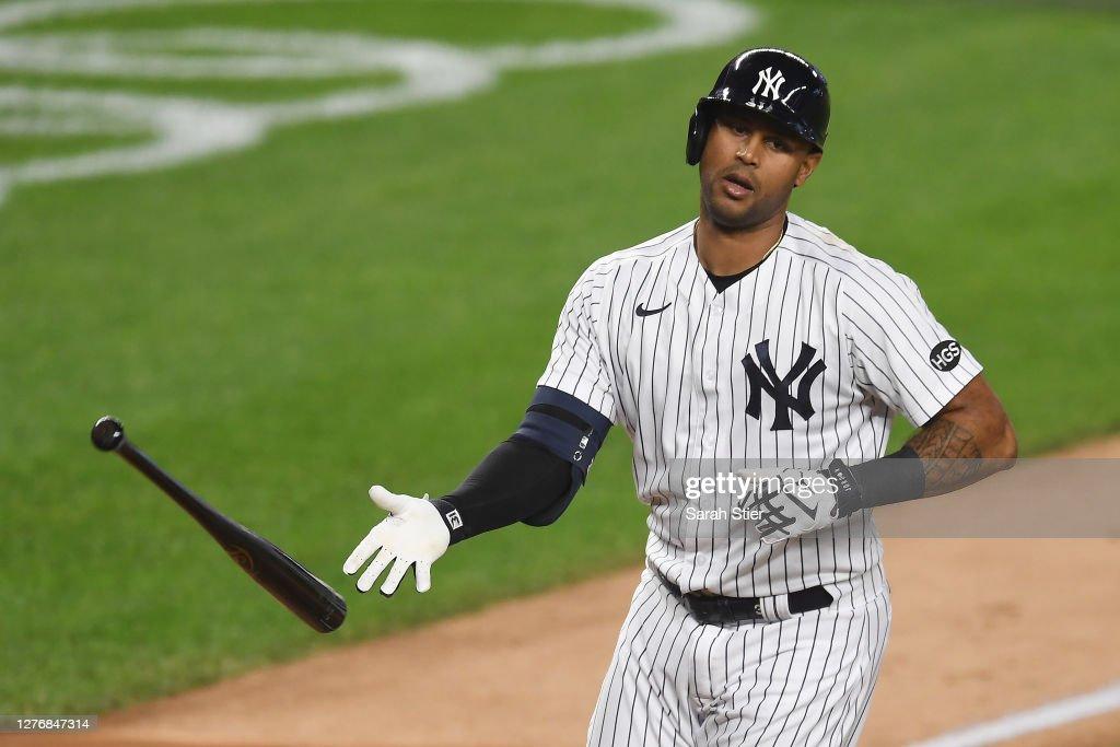 Miami Marlins v New York Yankees : News Photo