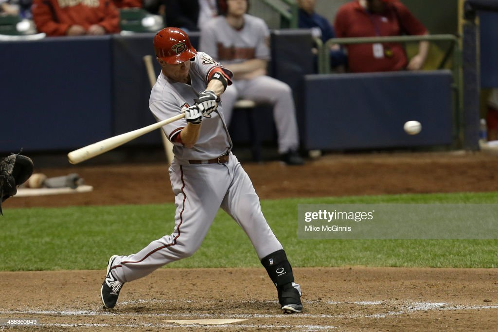 Arizona Diamondbacks v Milwaukee Brewers : News Photo