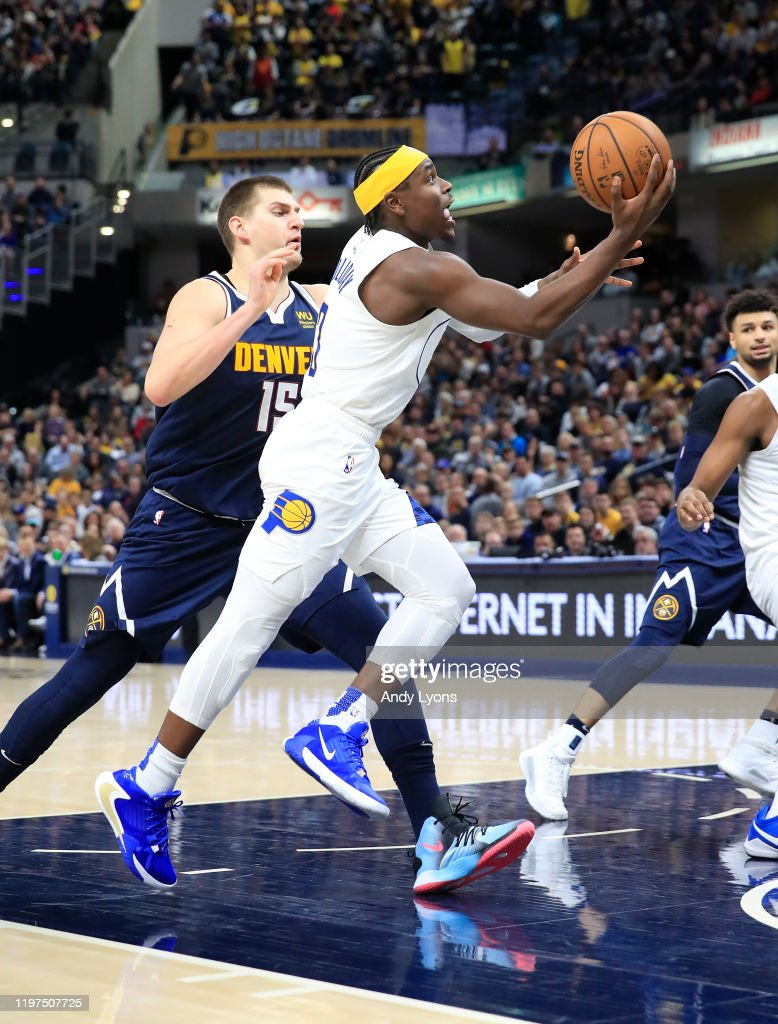 Denver Nuggets v Indiana Pacers : News Photo
