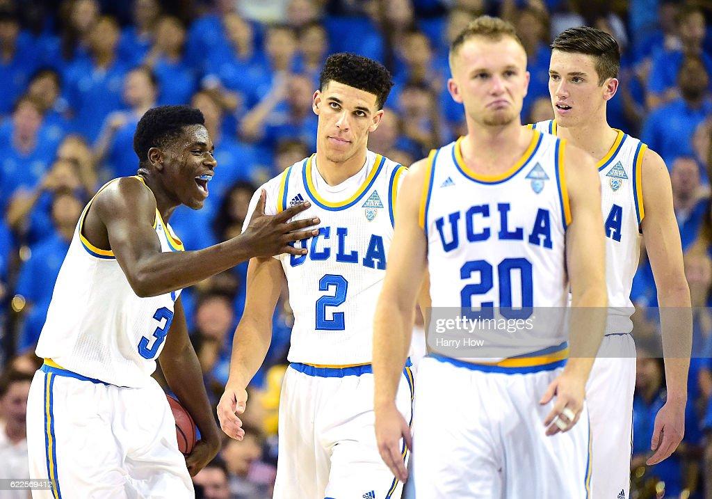Pacific v UCLA