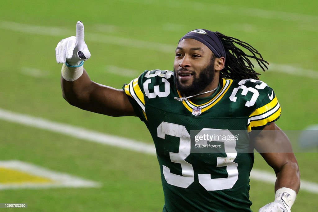 Divisional Round - Los Angeles Rams v Green Bay Packers : ニュース写真