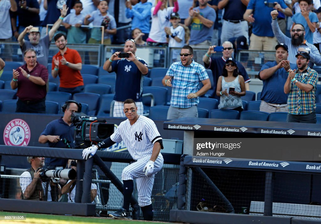 Kansas City Royals v New York Yankees : News Photo