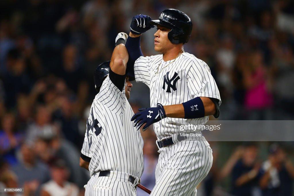 Milwaukee Brewers v New York Yankees : News Photo