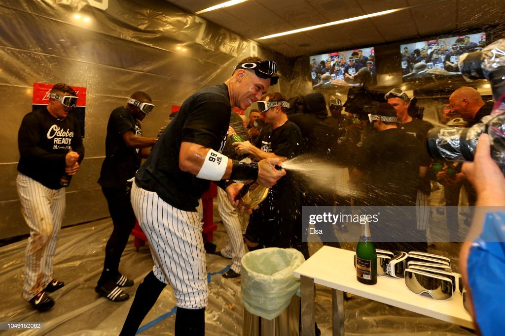 Wild Card Game - Oakland Athletics v New York Yankees : News Photo
