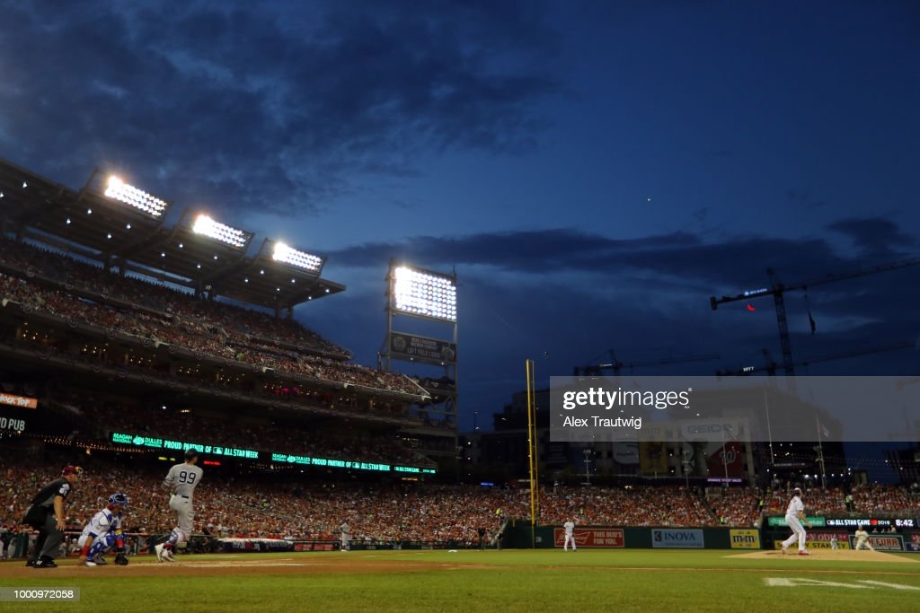 MLB All-Star Game: The Best Photos