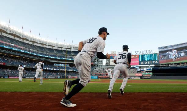 NY: Seattle Mariners v New York Yankees