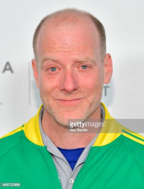 Aaron Keane attends the Shorts Program The History of White People in America during the 2018 Tribeca Film Festival at Regal Battery Park 11 on April...