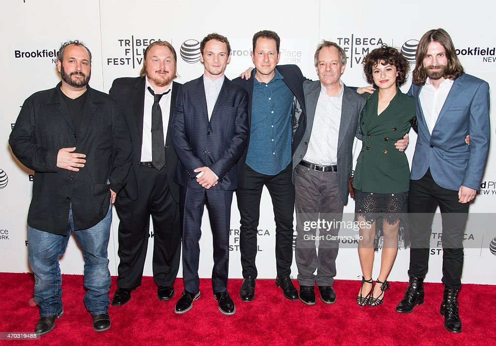 2015 Tribeca Film Festival - World Premiere Narrative: 'The Driftless Area' : News Photo