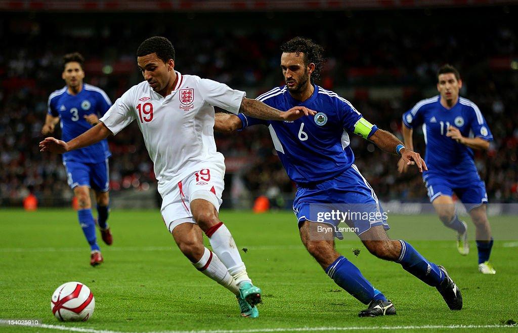 England v San Marino - FIFA 2014 World Cup Qualifier : News Photo