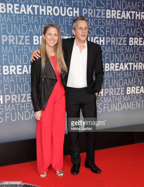 Aaron Levie attends the 2019 Breakthrough Prize at NASA Ames Research Center on November 4, 2018 in Mountain View, California.