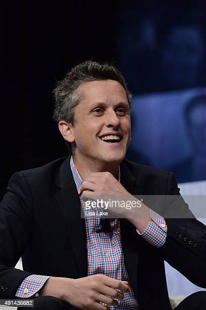 Aaron Levie, Co-Founder & CEO of Box speaks at Forbes Under 30 Summit at Pennsylvania Convention Center on October 5, 2015 in Philadelphia,...