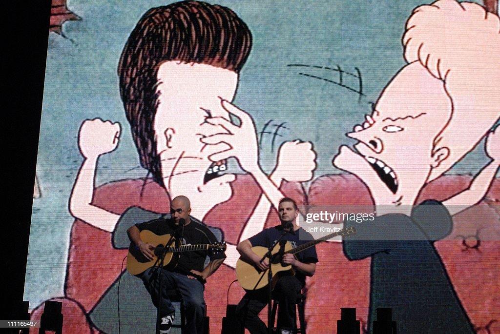 MTV Icon Metallica Rehearsals : News Photo