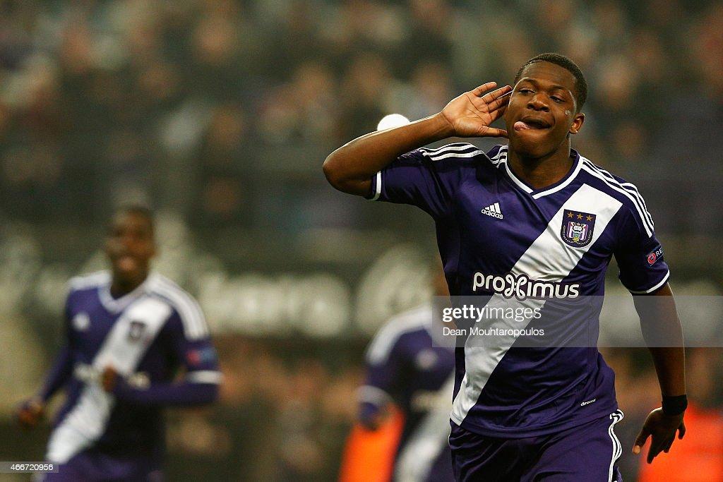 Anderlecht v FC Porto: UEFA Youth League Quarter Final : News Photo