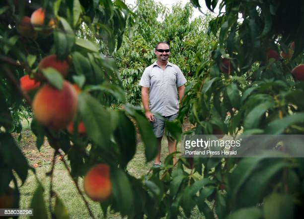 Aaron Libby one of the owners of the familyowned Libby Son UPicks farm in Limerick says it has been one of the best seasons he can remember for...