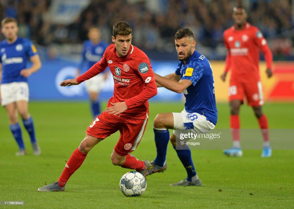 FC Schalke 04 v 1. FSV Mainz 05 - Bundesliga : ニュース写真