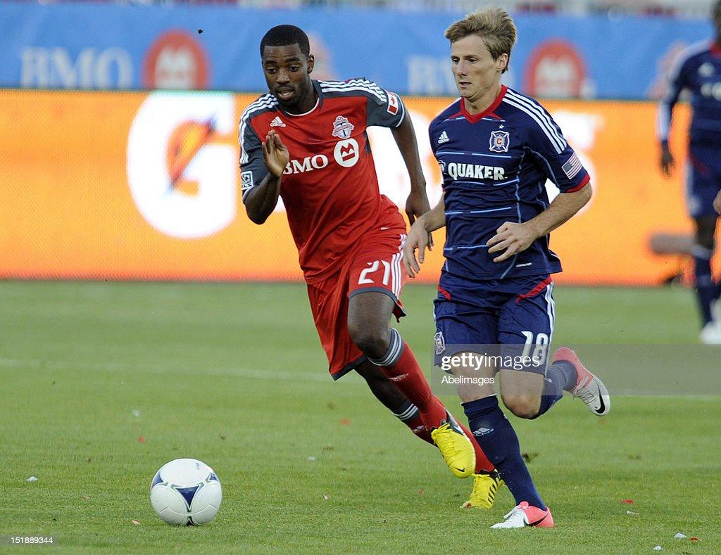 Chicago Fire v Toronto FC : News Photo