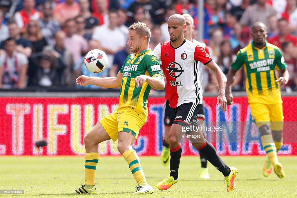 Feyenoord v ADO Den Haag - Eredivisie : News Photo
