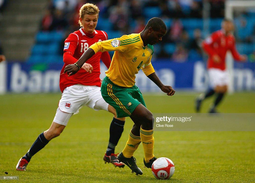 Norway v South Africa - International Friendly