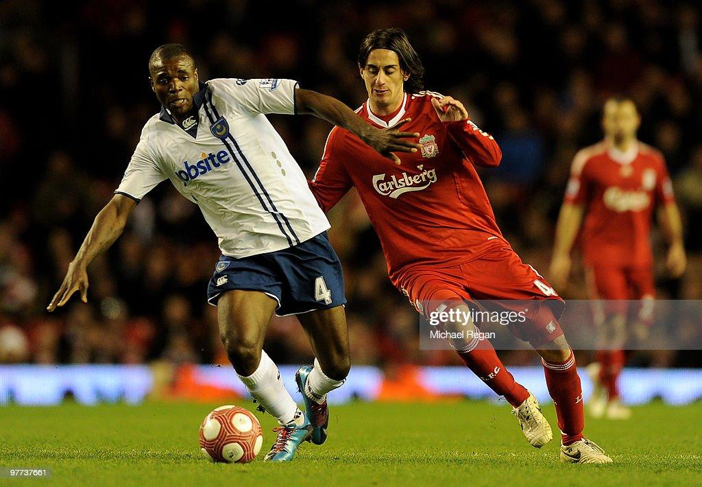Liverpool v Portsmouth - Premier League