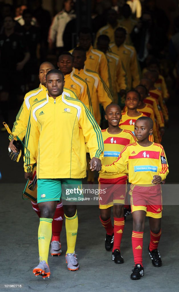 Opening Ceremony Of 2010 FIFA World Cup In Johannesburg