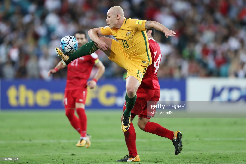 Australia v Syria - 2018 FIFA World Cup Asian Playoff: Leg 2