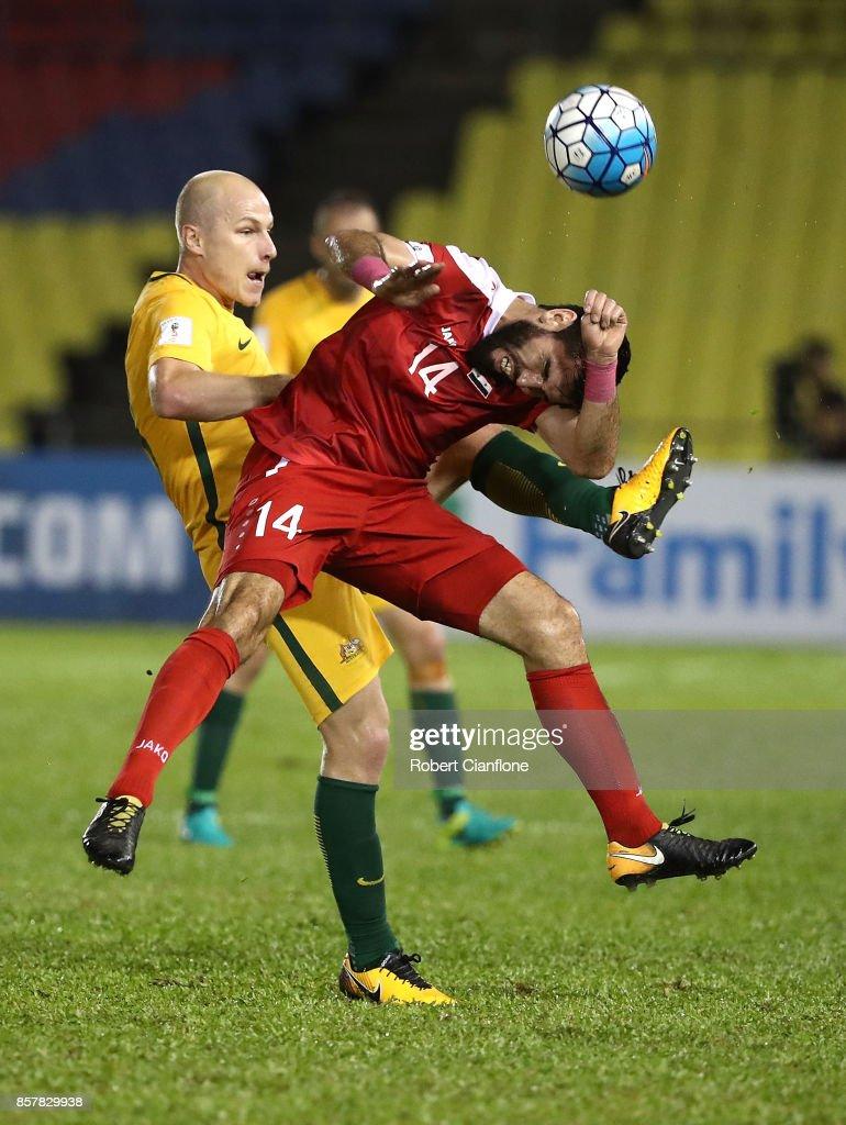 Syria v Australia - 2018 FIFA World Cup Asian Playoff: Leg 1