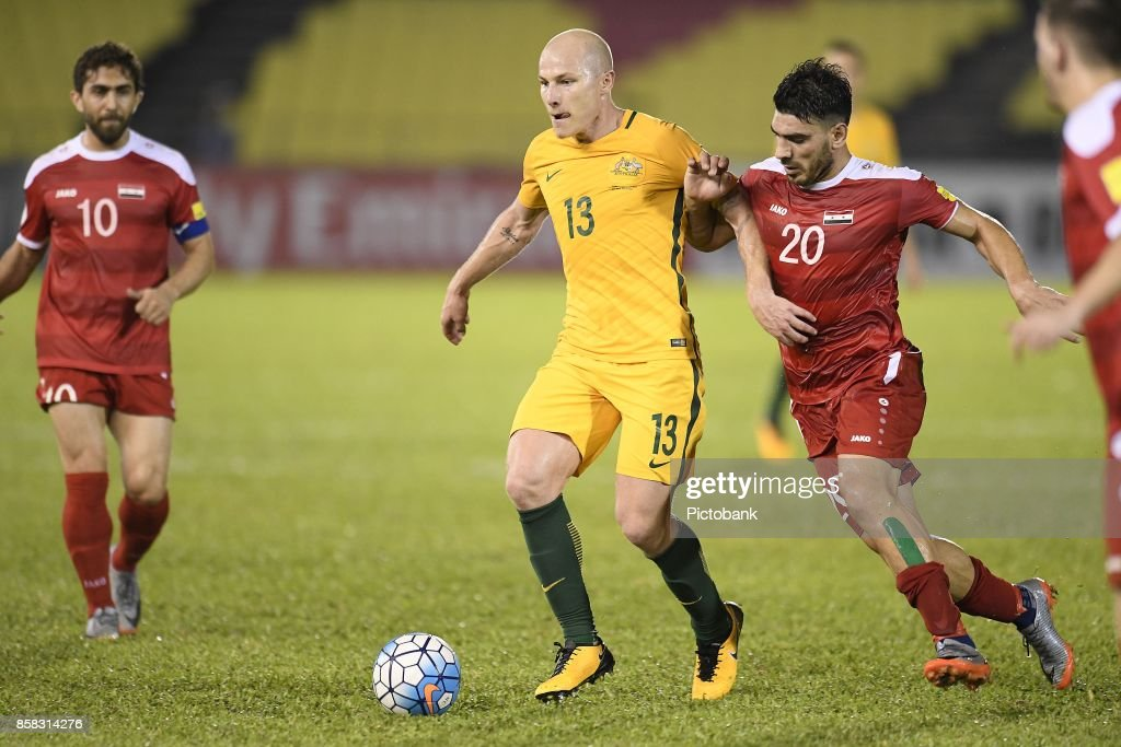 FIFA 2018 World Cup Qualifier - Syria vs Australia : ニュース写真