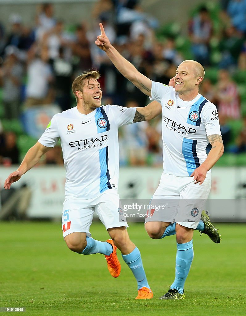 A-League Rd 4 - Melbourne City FC v Newcastle