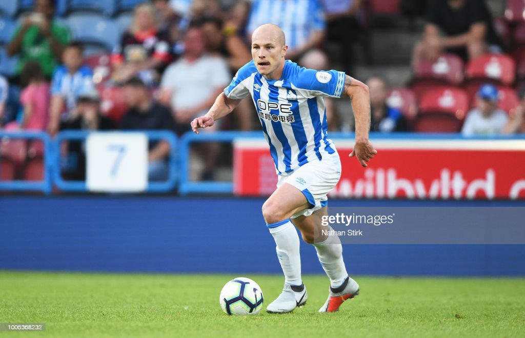Huddersfield Town v Olympique Lyonnais - Pre-Season Friendly : News Photo