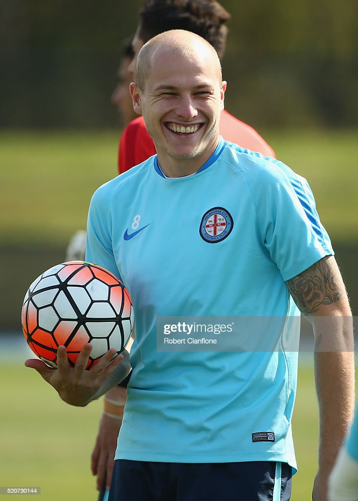 Melbourne City FC Training Session