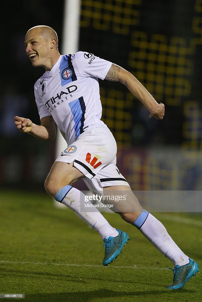 FFA Cup Quarter Final - Heidelberg United v Melbourne City FC