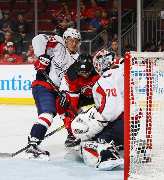 Washington Capitals v New Jersey Devils Photos and Images  0f8db95cf