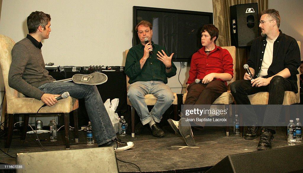 2006 Sundance Film Festival - Art and Cinema Panel