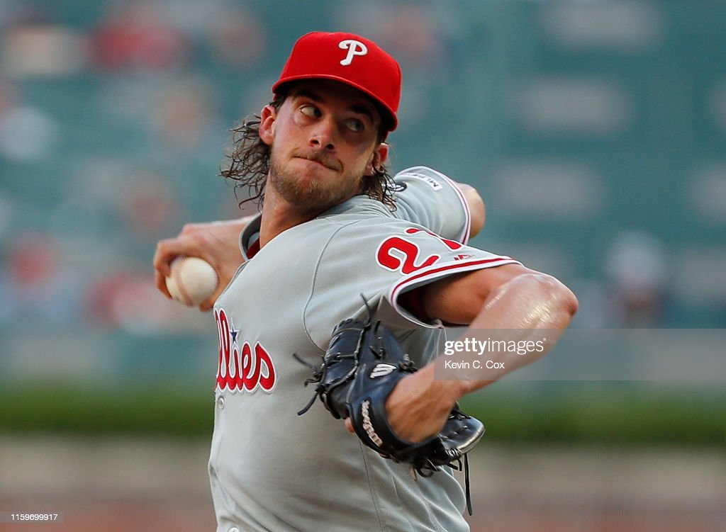Philadelphia Phillies v Atlanta Braves : News Photo