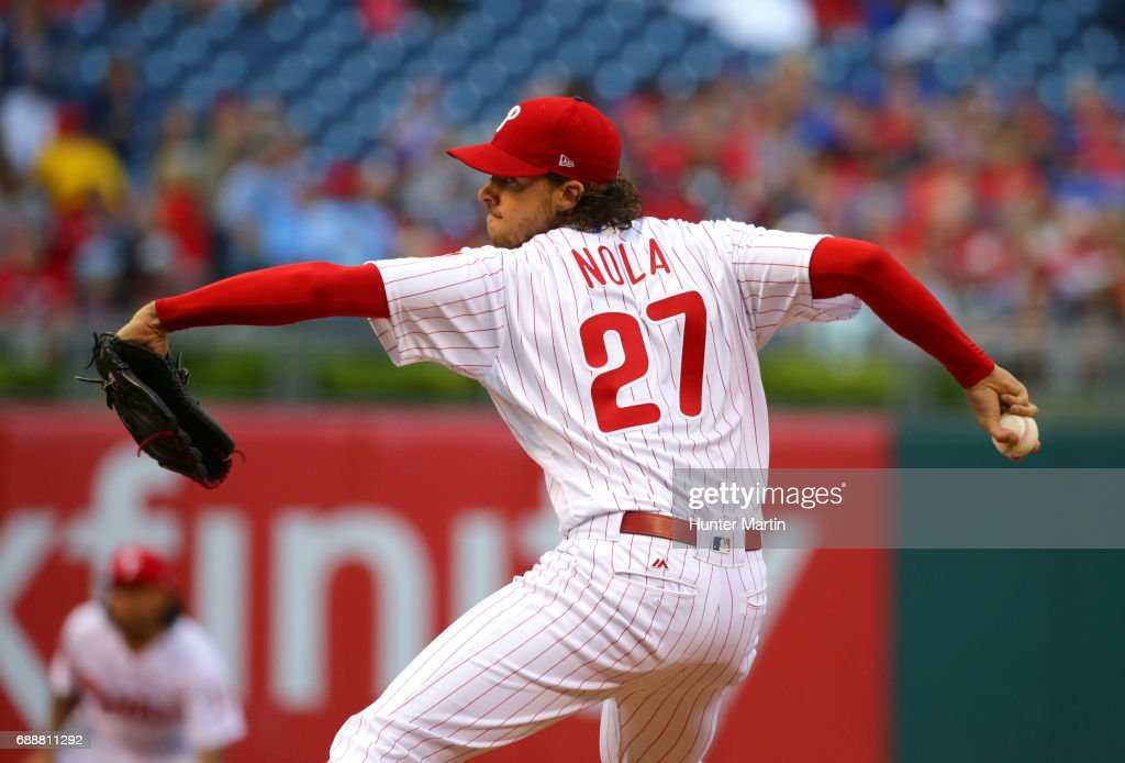 Cincinnati Reds v Philadelphia Phillies : News Photo