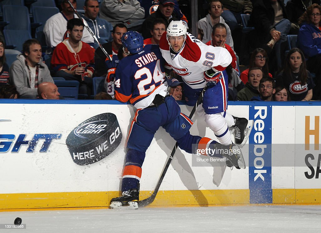 Montreal Canadiens v New York Islanders