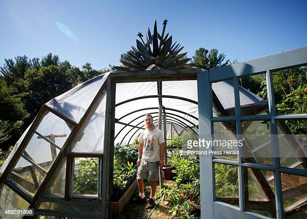 Aaron Parker is a permaculture landscaper who will speak at the Common Ground Fair