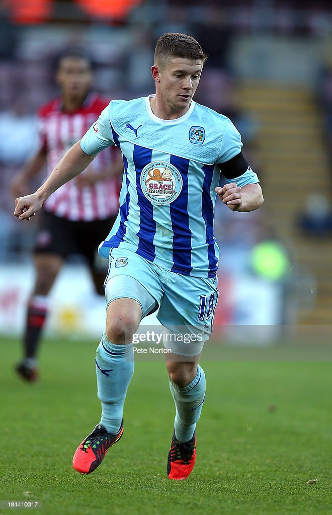 Coventry City v Sheffield United - Sky Bet League One : News Photo