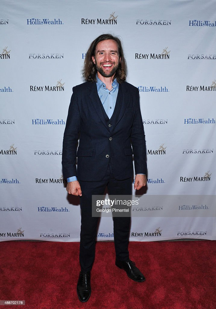 Aaron Poole attends 'Forsaken' TIFF party hosted by Remy Martin and Holliswealth during the 2015 Toronto International Film Festival at Weslodge on September 16, 2015 in Toronto, Canada.