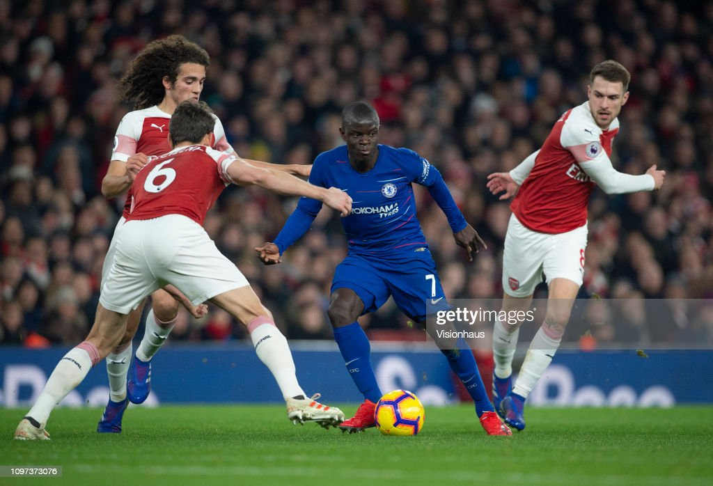Arsenal FC v Chelsea FC - Premier League : News Photo