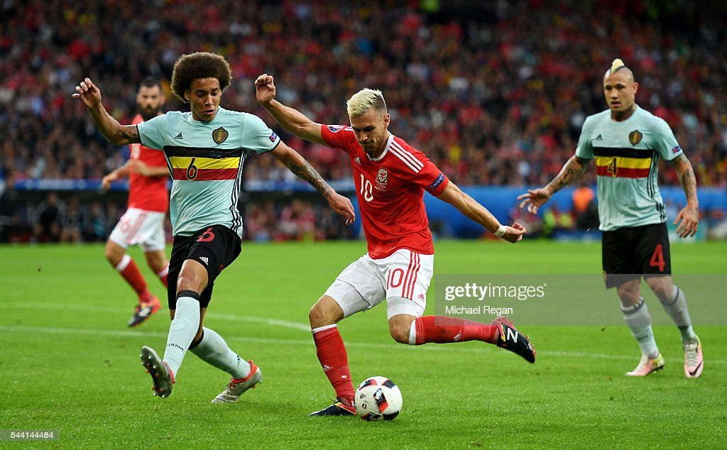 Wales v Belgium - Quarter Final: UEFA Euro 2016 : News Photo