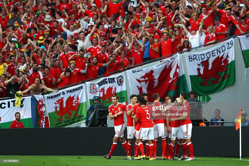Russia v Wales - Group B: UEFA Euro 2016 : ニュース写真