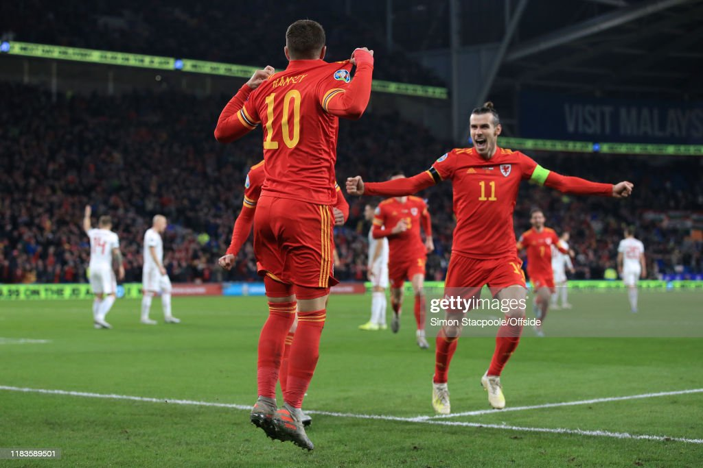 Wales v Hungary - UEFA Euro 2020 Qualifier : News Photo