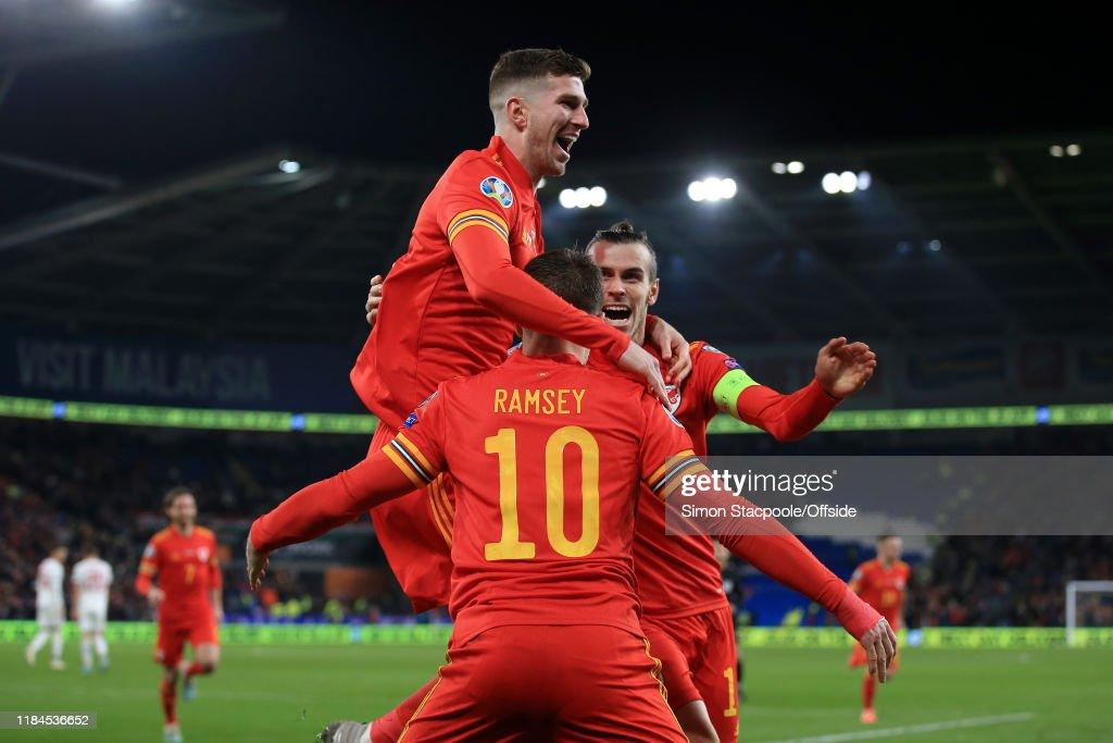 Wales v Hungary - UEFA Euro 2020 Qualifier : News Photo