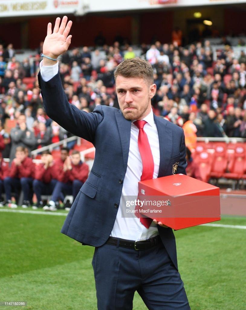 Arsenal FC v Brighton & Hove Albion - Premier League : ニュース写真